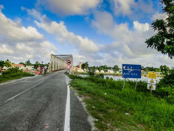 Iracoubo – Kourou