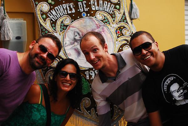 Pre-carnival in Recife