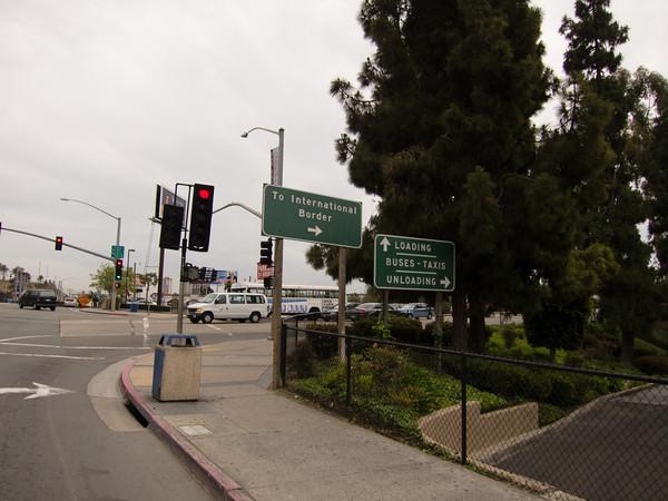 San Diego -> Rosarito