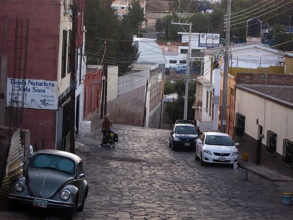 Zacatecas -> Aguascalientes