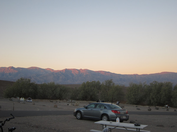 Furnace Creek -> Pahrump