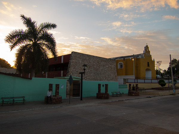 Bolonchén -> Santa Elena