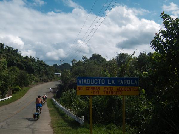 Baracoa -> Santiago