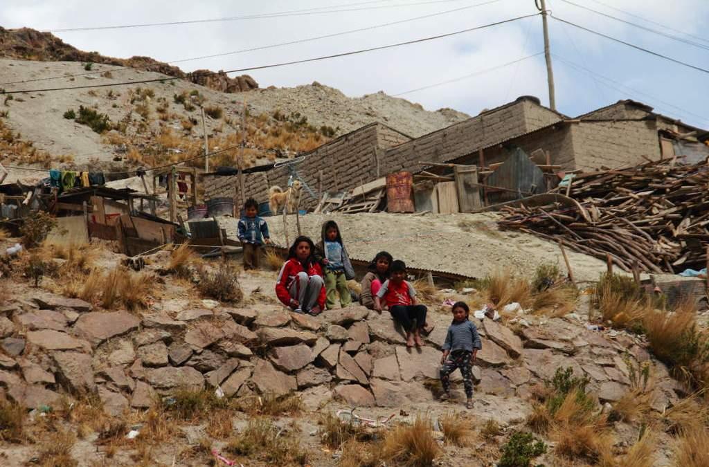 Crawling to Potosí