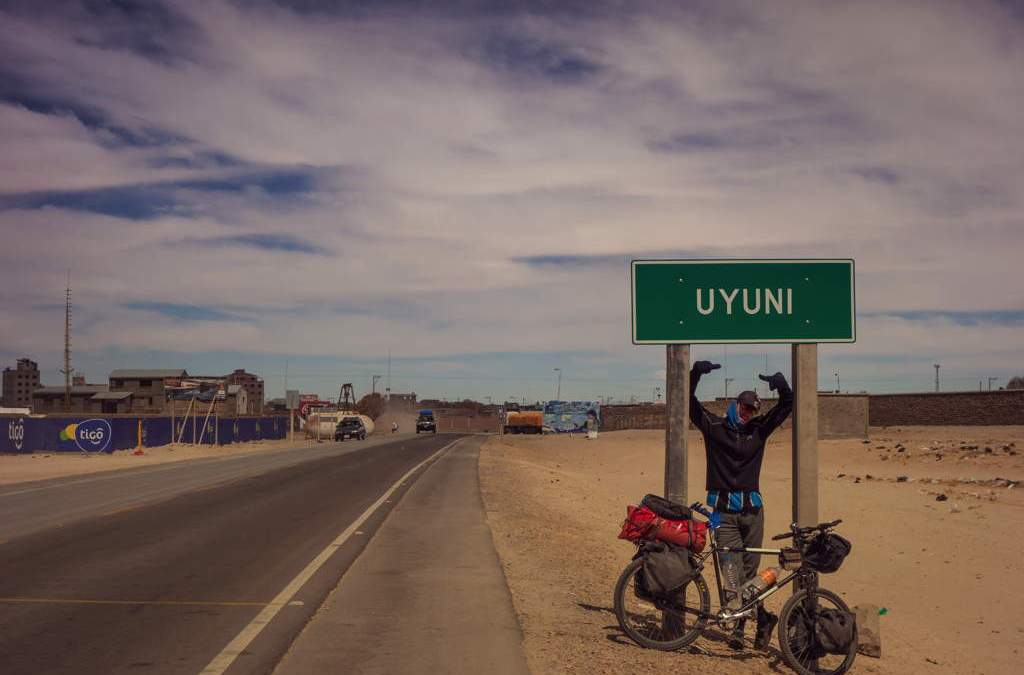Down to Uyuni