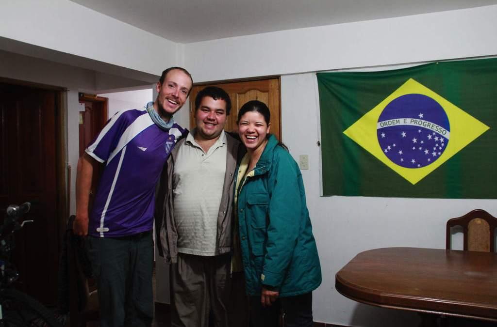 Oruro aka mini Brazil