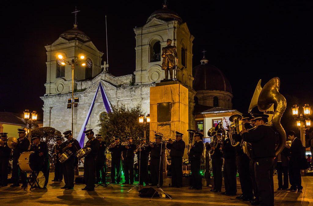 Mariscal – Huancayo